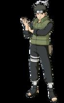 Shisui Uchiha Full Body