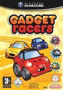 Gadget Racers European Box Art