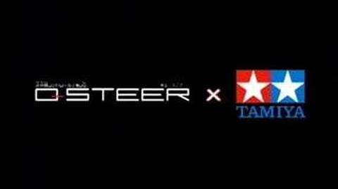 Q-Steer x Tamiya
