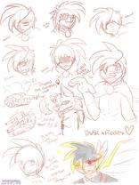 Dusk Sketches