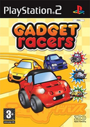 Gadget Racers (PlayStation 2) Coverart