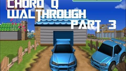 Choro Q HG 4 Walkthrough - Part 3 - Running Around-0