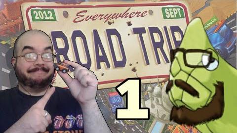 Road Trip (ChoroQ HG2) - 1 - Peach Town