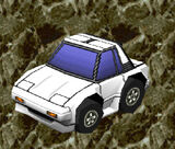Toyota MR2 (AW11)