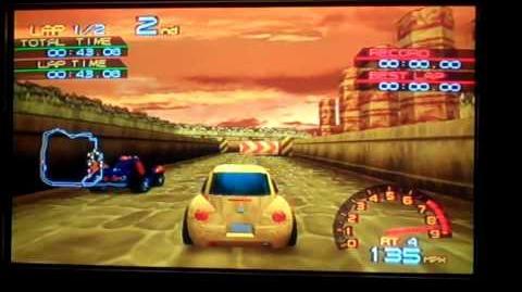 Gadget Racers (PS2) Walkthrough Part 2- HunterStar-0