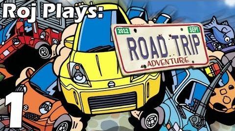 Roj Plays Road Trip Adventure - Part 1