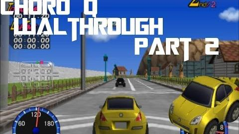 Choro Q HG 4 Walkthrough - Part 2 - Lots of Fails-0