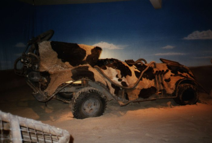 Cow Car The Mad Max Wiki Fandom Powered By Wikia