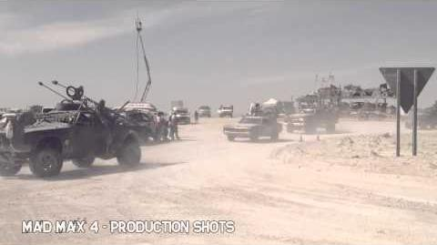 MadMax 4 Production