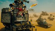 Fury Road Doof Wagon 002