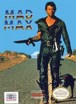 Mad max nes
