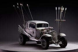 Chevrolet 5 Window Coupe 1934