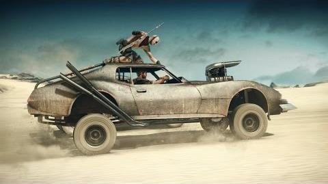 Mad Max The Video Game - 10 Minutes of Demo Gameplay E3 2015