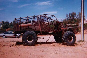 Andamooka buggy