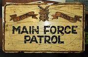 Mad Max - Main Force Patrol est-sign 001