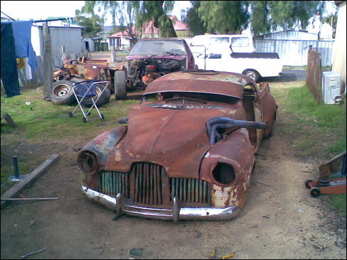 Image Holden Fx Ute Build Jpg The Mad Max Wiki