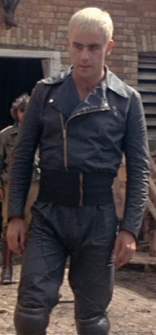 Mad Max Nightrider tshirt Bubba Gang