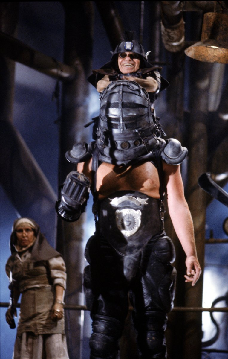 Mad Max Beyond Thunderdome Master Blaster