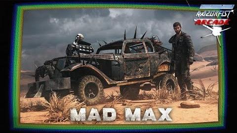 RazörFist Arcade MAD MAX