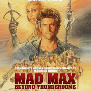 Beyond thunderdome score cover