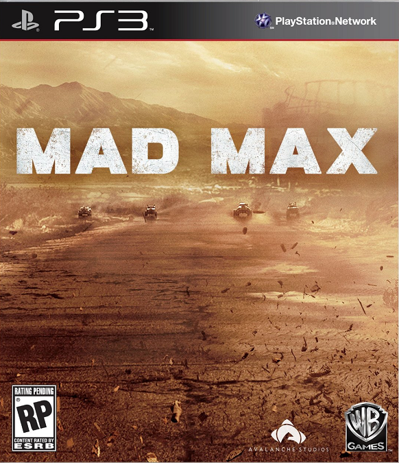 Mad Max Game 2013