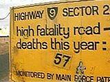 Highway 9, sector 26