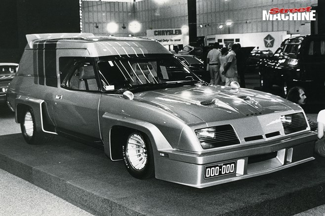 Mad Max Car For Sale >> Image - Peter Arcadipane 1977 Panel Van Concept.jpg   The Mad Max Wiki   FANDOM powered by Wikia
