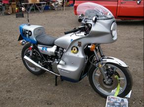 MFP motercycle