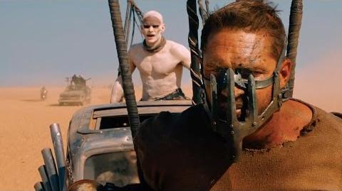 Benxander/Fury Road trailer: notes & speculation