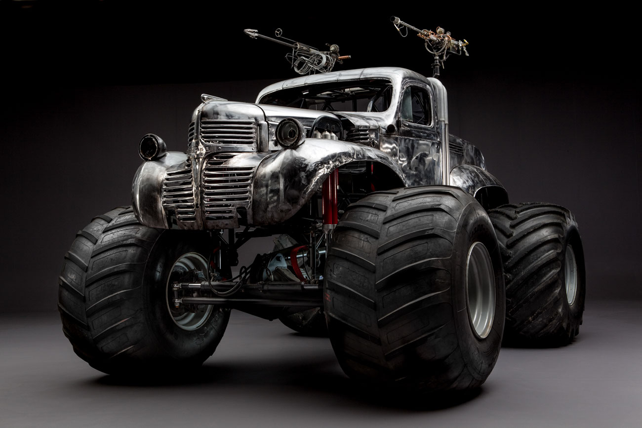 Dodge Fargo 1940 Bigfoot The Mad Max Wiki Fandom Powered By Wikia