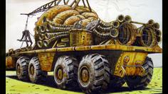 Doof Wagon back