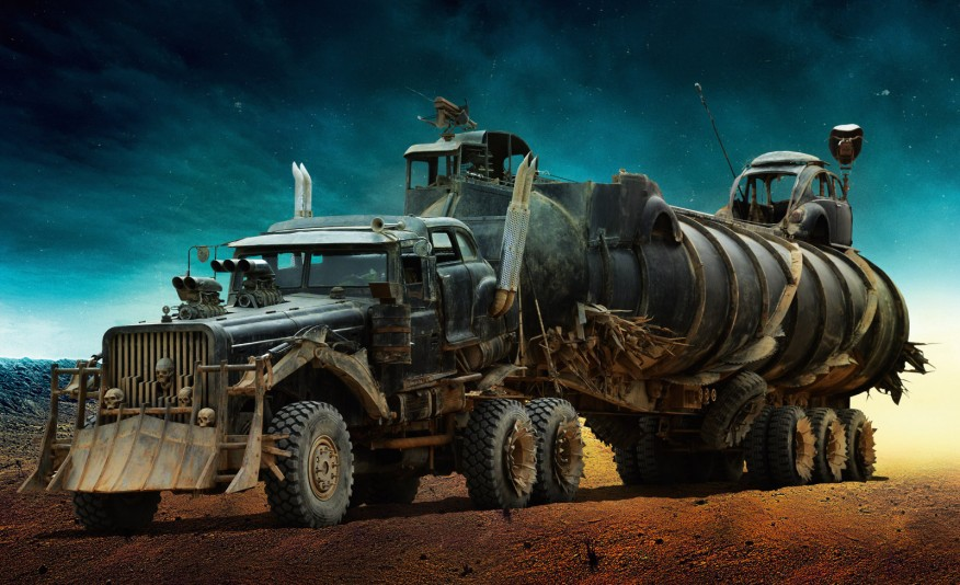 Tatra T815 The War Rig The Mad Max Wiki Fandom Powered By Wikia
