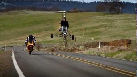 Ultra light Autogyro Gyrocopter