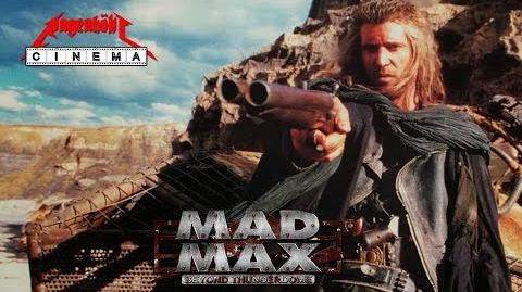 Rageaholic Cinema Mad Max BEYOND THUNDERDOME