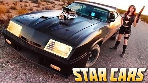 STAR CARS- Mad Max Machines @ Wasteland Weekend (Ep. 13)