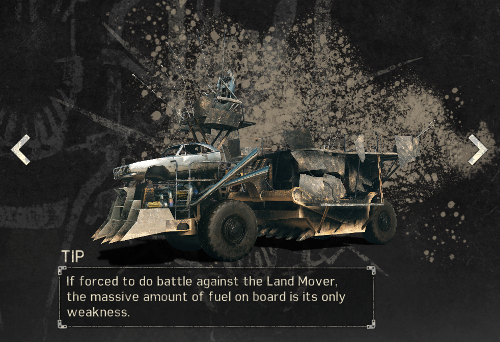 Land Mover The Mad Max Wiki Fandom Powered By Wikia