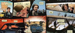 Mad Max comic book
