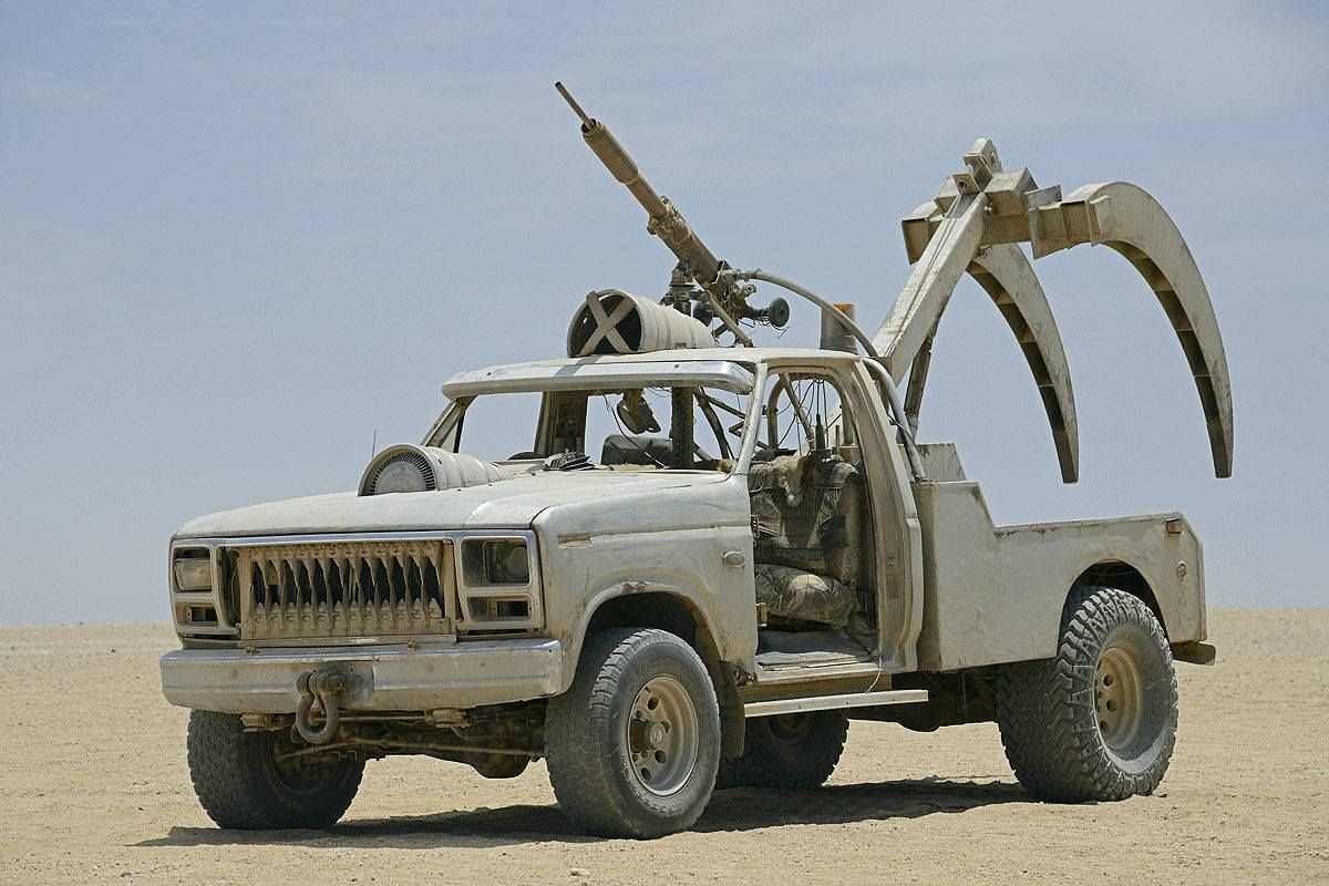 Ford F250 1980 Clawcar No 1 The Mad Max Wiki Fandom Powered By