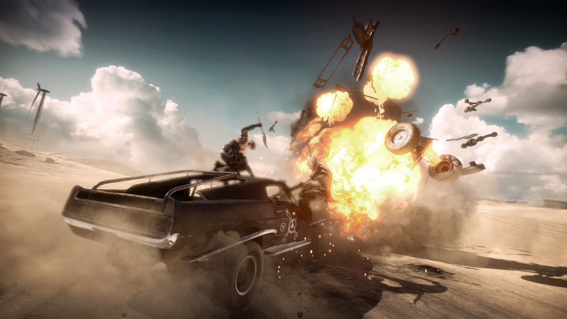 Mad Max 2015 Video Game