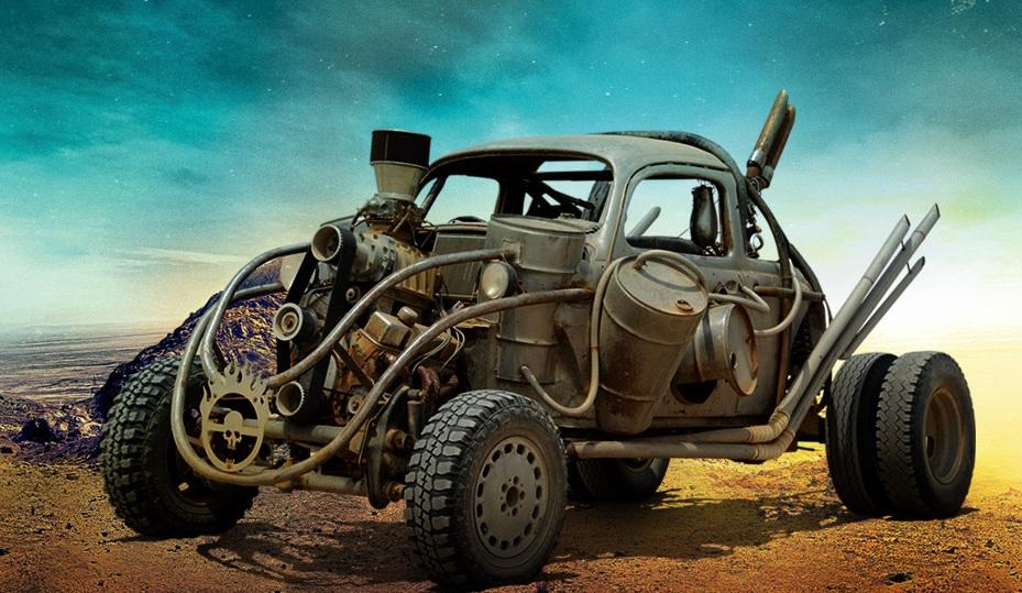 Volkswagen Type 1 Fdk Aka Firecar No3 The Mad Max Wiki