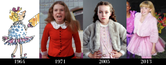 veruca salt roald dahl wiki fandom powered by wikia