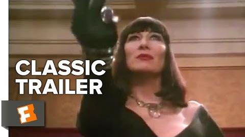 The Witches (1990) Official Trailer 1 - Anjelica Huston Family Horror Movie