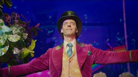 Show Clips - CHARLIE AND THE CHOCOLATE FACTORY, Starring Christian Borle