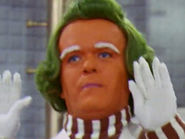 George Claydon as Oompa Loompa