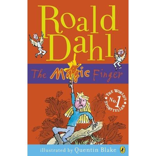 The Magic Finger   Roald Dahl Wiki   FANDOM powered by Wikia
