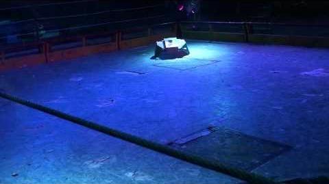GRAND FINAL Roaming Robots @ the O2 2011 Uk Champs