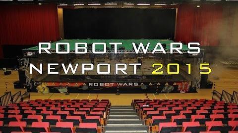 Robot Wars Newport 2015