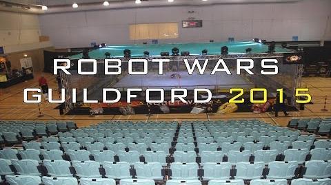 Robot Wars Guildford 2015