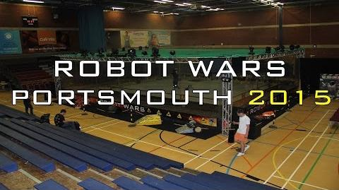 Robot Wars Portsmouth 2015