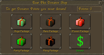 DonorPointShop
